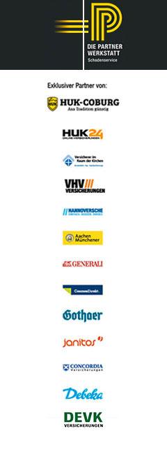 Partnerwerkstatt Logos